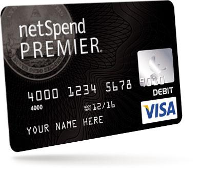 Turbotax on Netspend Premier Visa Prepaid Card   Turbotax