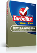 TurboTax Home & Business Tax Software