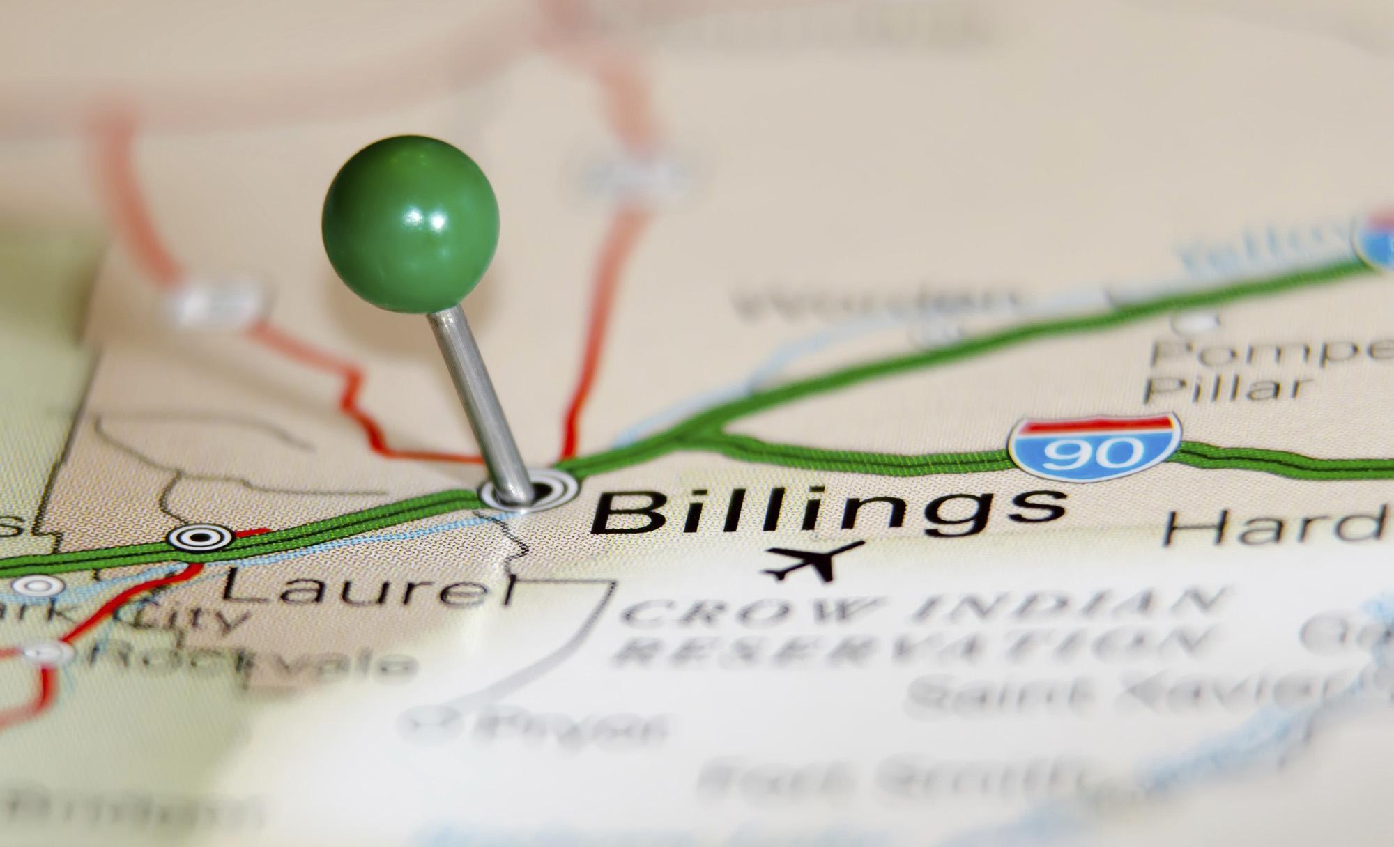 City of BIllings Montana