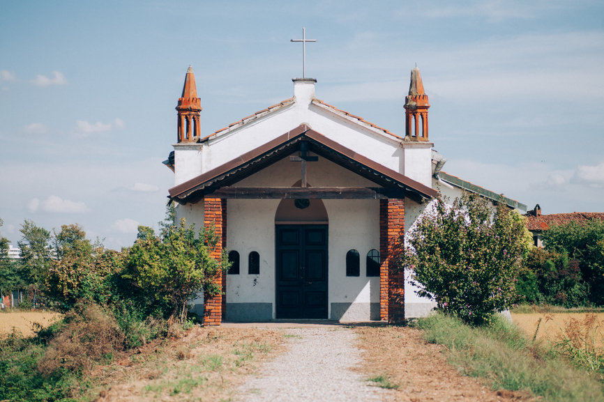 Rural church